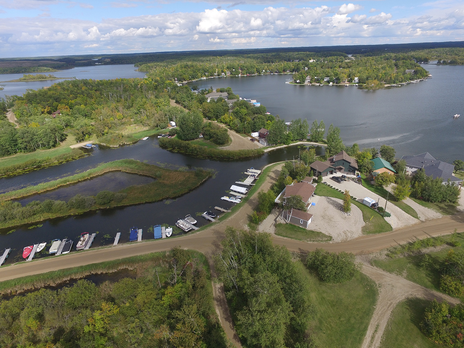 Travel Trailers Near Me >> Lake Metigoshe Campground, Manitoba, Canada | Seasonal Campground | Fully Serviced Sites for ...
